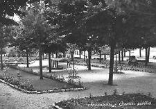 * Acquasparta (Umbria) : Giardini pubblici * Viaggiata Anno 1961