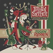 Brian Setzer - Rockin' Rudolph (NEW CD)