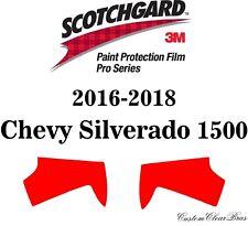 3M Scotchgard Paint Protection Pro Series 2016 2017 2018 Chevy Silverado 1500