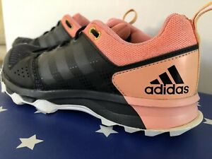 Women Adidas Running Shoes In As New Condition, Size  US 7, UK 5.5
