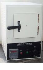 Digital Muffle Furnace Rectangular Lab Science Heating Equipment 220V