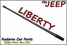 "FITS: 2003-2007 Jeep Liberty - 13"" SHORT Custom Flexible Rubber Antenna Mast"