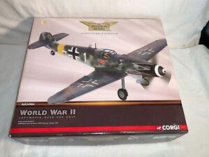 CORGI 1:32 AA34904 WWII German MESSERSCHMITT Bf109G-6 Fighter Plane ROMANIA 1944
