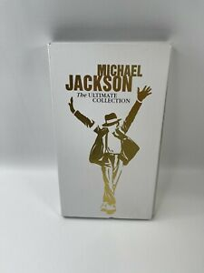 🔥MICHAEL JACKSON The Ultimate Collection (4-CD+ DVD Box Set) LOOK!!🔥