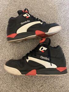 Hirsch Gebäck trocken  Reebok Reebok The Pump Black Athletic Shoes for Men for Sale | Shop Men's  Sneakers | eBay