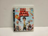 Cloudy With a Chance of Meatballs (Sony PlayStation 3, 2009) PS3 CIB Complete