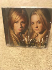 Aly & AJ Into the Rush *Teen Pop CD 05 Hollywood Playgraded
