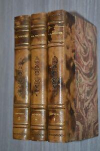 COURIER P.L., OEUVRES. (I-III) Publiés en 3 volumes chez Flammarion / C3