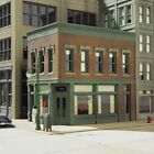 Woodland Scenics 11300 HO-Scale Carol's Corner Cafe KIT Fine Detail & Easy