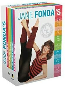 Jane Fonda's Workout Collection [New DVD] Boxed Set, Collector's Ed