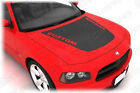Daytona Style Hood Graphic Decal for Dodge Charger 2006 2007 2008 2009 2010  for sale