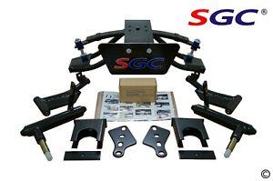 "SGC 6"" Double A-Arm Lift Kit for Club Car Golf Cart Precedent 2004+ Elec/Gas"