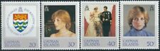 Royalty Postage Caymanian Stamps