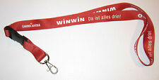 Östereichische loteries winwin porte-clés Lanyard Neuf (t261)