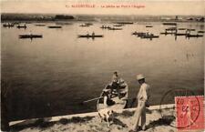 CPA ALFORTVILLE La peche au Port a l'Anglais (671777)