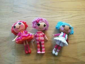 Lalaloopsy Mini Doll Bundle