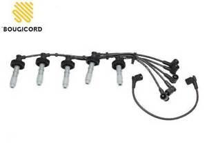 Spark Plug Wire Set Bougicord 9135700 Fits: Volvo 850 C70 S70 V70 1993-1998