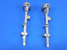 Both 898AB 2000-2004 Toyota Avalon Ign Lock Cylinder Barrel Replacement Rods