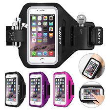 SAVFY Housse Brassard Sport Respirant antidérapage Jogging Pour iPhone 8 6 6S 7