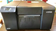 Primera LX2000 Label Printer and RW7 Rewinder
