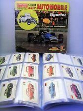 STORIA DELL'AUTOMOBILE-PANINI 1971-FIGURINA a scelta (258/84B)-STICKER-Recuperat