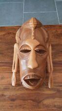 ART AFRICAIN MASQUE AFRICAIN ANCIEN ANNÉE 60