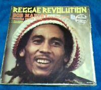 REGGAE REVOLUTION  3 x LP Record Box -Bob Marley ,Peter Tosh ,Dillinger Rare