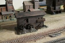 FALLER, WWII BUILDING, WATERMILL, SCALE HO