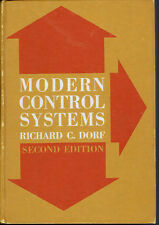 Modern Control Systems Dorf 1974 2ed. Mathematics Models Engineering Vintage Txt