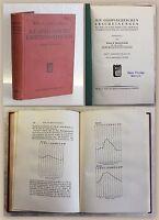 Hellpach Die Geophysischen Erscheinungen 1923 Wettereinfluss Klimawirkung xz