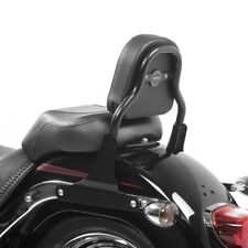 Sissy Bar CSS Fix pour Harley-Davidson Fat Boy 07-17 noir