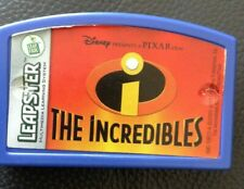 Leapster THE INCREDIBLES  Cartridge by Leap Frog Leapfrog