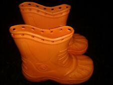 BOYS OR GIRLS SIZE 2 CROC WELLIES NEW