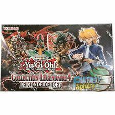 Yu-Gi-Oh Coffret Collection Legendaire 4 Joey - Francais - Scellé - Neuf