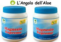 MAGNESIO SUPREMO NATURAL POINT - 2 confezioni da 300g + OMAGGIO
