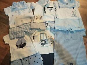 Baby Boy Clothes Bundle Size 0-3 Months