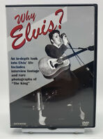 Why Elvis DVD White Star In-depth Look Into Elvis Life Interview The king Pics