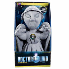 DOCTOR WHO WEEPING ANGEL TALKING PLUSH  -  BRAND NEW NEVER REMOVED FROM BOX