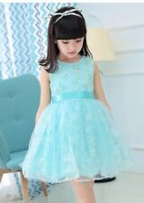 Flower Girl Dresses Bridesmaid Birthday Wedding Pageant Graduation Party k79