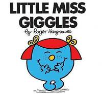 Little Miss Giggles by Roger Hargreaves  Paperback