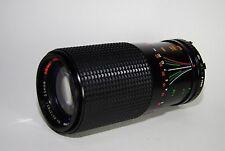 Minolta MD MOunt Albinar ADG 80-200mm Macro Lens