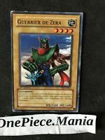 Yu-Gi-OH! Guerrier De Zera YSD-FR006 1st