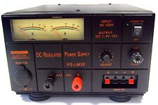 LM-30 25 a 30 Amp regulada de alimentación de voltaje variable lineal