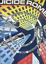 SUICIDE ROMEO pictures UK 1980 EX LP + INNERSLEEVE