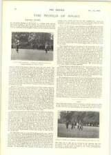 1899 Vardon Tingey Watford Golf George Shergold Cycling Inventor