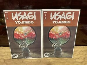 Brand New Usagi Yojimbo: Wanderer's Road #1 IDW NYCC Momoko Exclusive In Hand