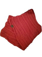 Women's Knitted Infinity scarf, One Size Fits Most