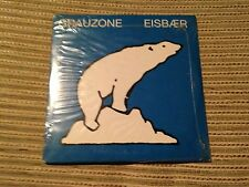 GRAUZONE - EISBAER CD SINGLE BELGIUM LD - SEALED - SYNTH POP WAVE