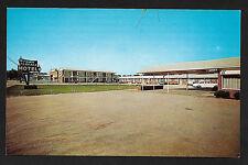 Town Terrace Motel Eufaula Alabama Al postcard