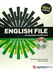 English File 3rd Edition Intermediate. Student's Book MultiPack B without Oxford